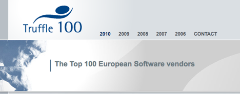 Top 100 best European Software vendors companies  Ranking 2010